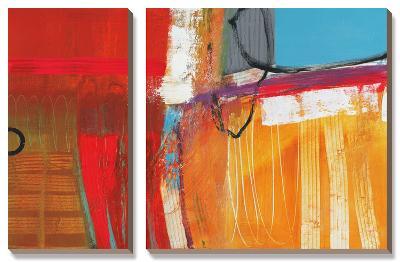 Something to Remember I-Natasha Barnes-Canvas Art Set