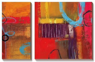 Something to Remember II-Natasha Barnes-Canvas Art Set