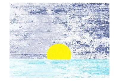 Somewhere In The Distance-Sheldon Lewis-Art Print