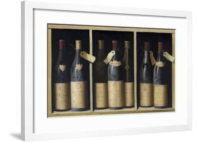 Sommelier's Choice-DeGrazio-Framed Art Print