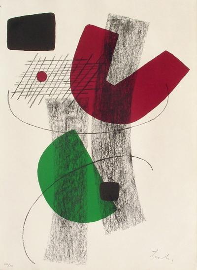 Somnolences spatiales-Berto Lardera-Limited Edition