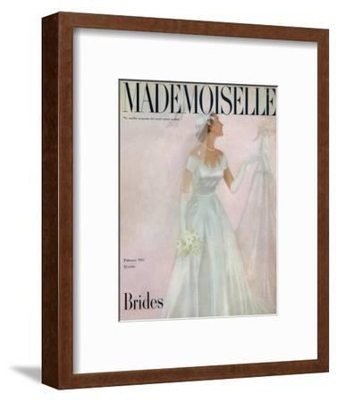 Mademoiselle Cover - February 1951