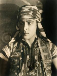 SON OF THE SHEIK, Rudolph Valentino, 1926