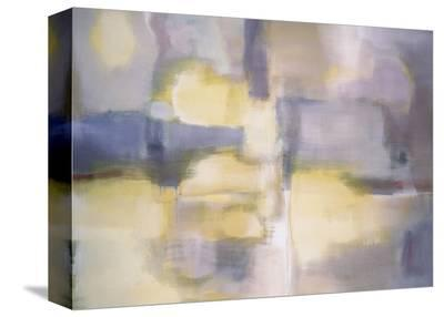 Sonata for Silence-Nancy Ortenstone-Stretched Canvas Print