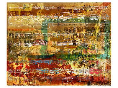 Sonata inCool Major-Parker Greenfield-Art Print