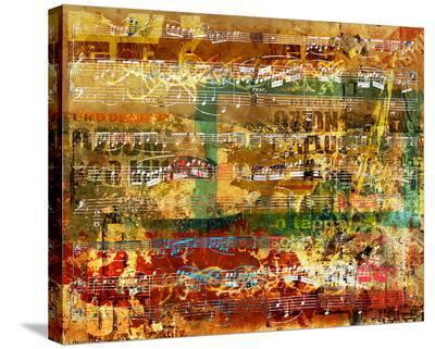 Sonata inCool Major-Parker Greenfield-Stretched Canvas Print