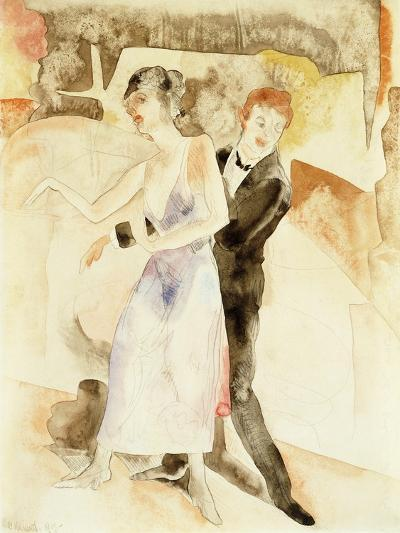 Song and Dance-Charles Demuth-Giclee Print