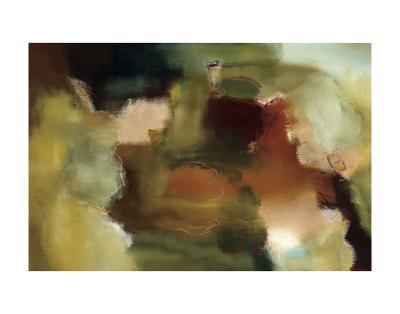 Song for Cello-Nancy Ortenstone-Art Print