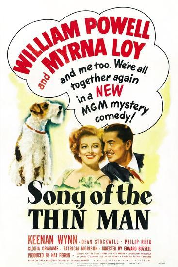 Song of the Thin Man--Art Print