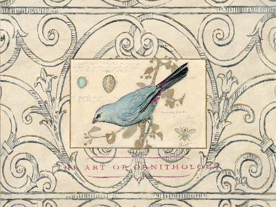 Songbird Etching 2-Chad Barrett-Art Print