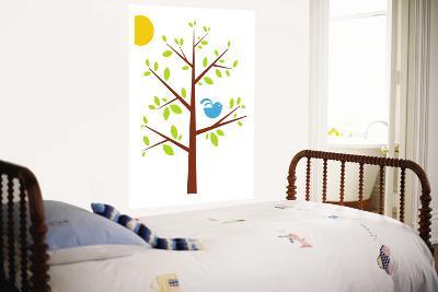 Songbirds-Avalisa-Wall Mural