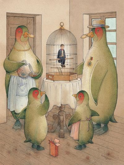 Songman, 2003-Kestutis Kasparavicius-Giclee Print