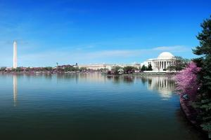 Washington Dc Panorama by Songquan Deng