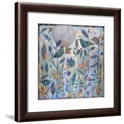 Songs For The Moon-Sue Davis-Framed Giclee Print