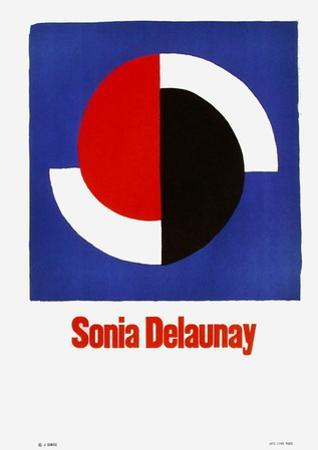 Expo 74 - Expo Jacques Damase by Sonia Delaunay-Terk