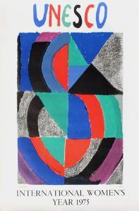 International Womens Year by Sonia Delaunay-Terk