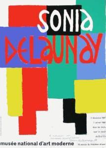Musée National D'Art Moderne by Sonia Delaunay-Terk