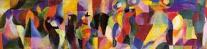 Tango Bal by Sonia Delaunay-Terk