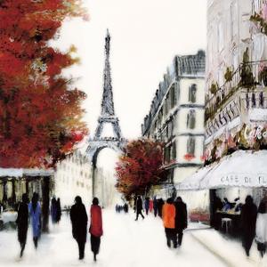 Paris by Sonia Maria Luce Possentini