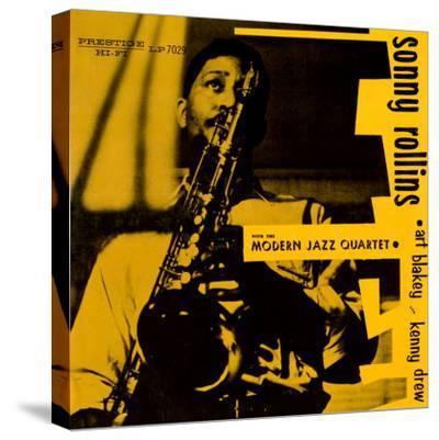 Sonny Rollins - Sonny Rollins with the Modern Jazz Quartet