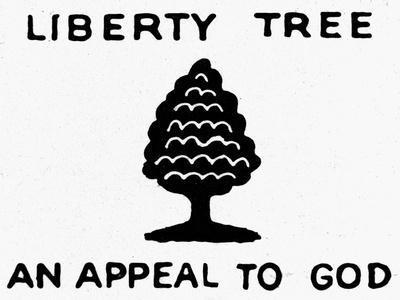 Sons of Libery Symbol, 1776--Premium Giclee Print