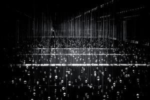 Frozen Rain by Soo Sing Goh