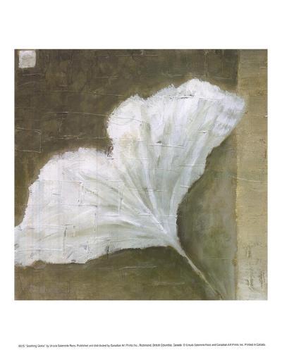 Soothing Ginko-Ursula Salemink-Roos-Art Print