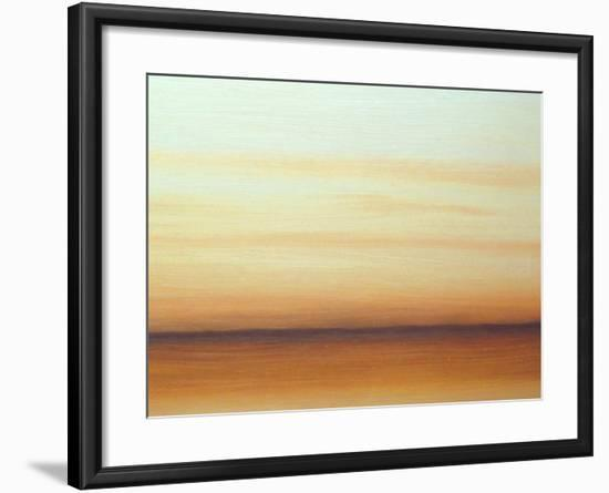 Soothing Sea-Kenny Primmer-Framed Art Print