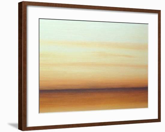 Soothing Sea-Kenny Primmer-Framed Art Print