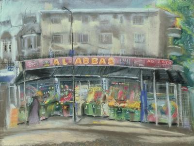 Al Abbas, Middle Eastern/Arabic Foods, Uxbridge Road, West London