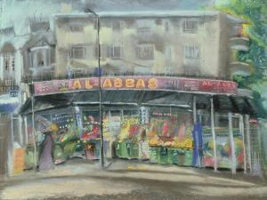 Al Abbas, Middle Eastern/Arabic Foods, Uxbridge Road, West London by Sophia Elliot