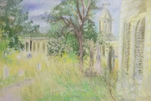 Brompton Cemetery, Old Brompton Road, 1995 by Sophia Elliot