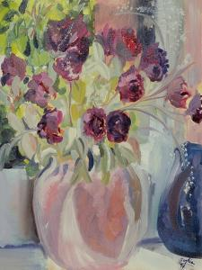 Dried Roses, 1994 by Sophia Elliot