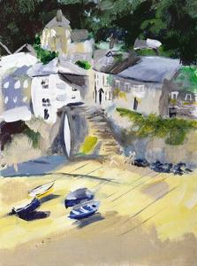 Mousehole, Cornwall, 2005 by Sophia Elliot
