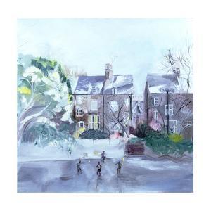 November in Coverdale Road, 2007 by Sophia Elliot