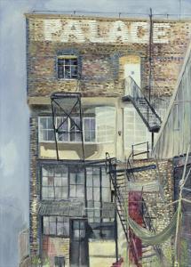 Palace Wharf, Rainville Road by Sophia Elliot