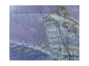 The Ark, Novotel Hotel, Hammersmith Flyover, 1999 by Sophia Elliot