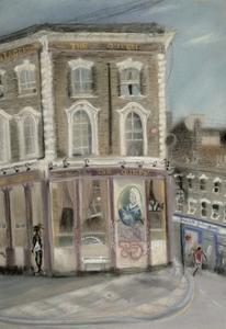 The Queen' pub, Bellefields Road by Sophia Elliot