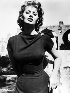 Sophia Loren, 1956