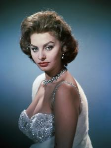 Sophia Loren in the 50's
