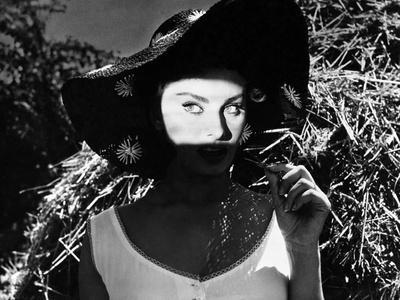 Sophia Loren The Miller S Beautiful Wife 1955 La Bella Mugnaia Directed By Mario Camerini Photographic Print Art Com