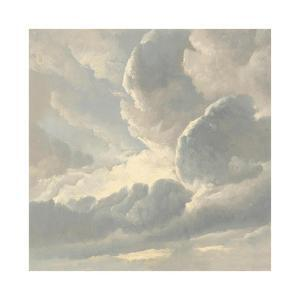 Cloud Study III by Sophia Mann