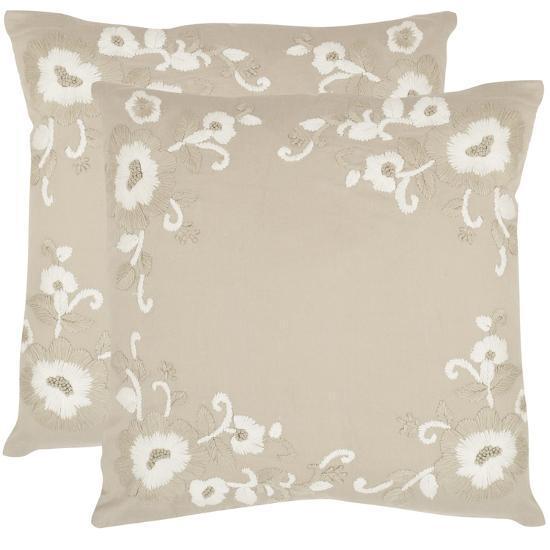 "Sophia Pillow Pair - 18""--Home Accessories"