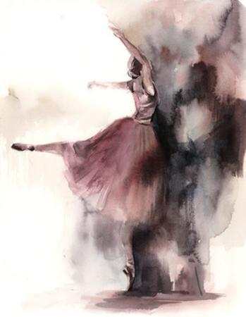 Ballerina Bliss III by Sophia Rodionov