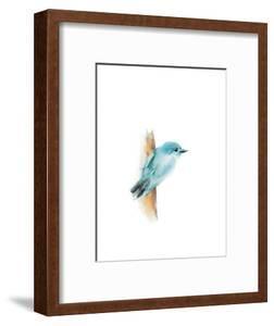 Blue Bird I by Sophia Rodionov