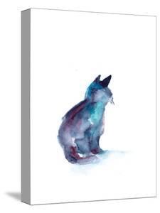 Blue Kitter by Sophia Rodionov
