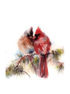 Cardinals V by Sophia Rodionov