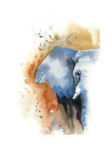 Elegant Elephant by Sophia Rodionov