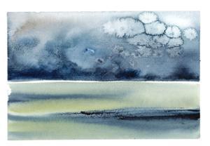 Evening Sky by Sophia Rodionov