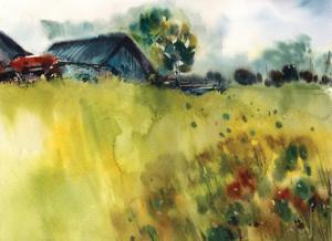 Farmscape by Sophia Rodionov